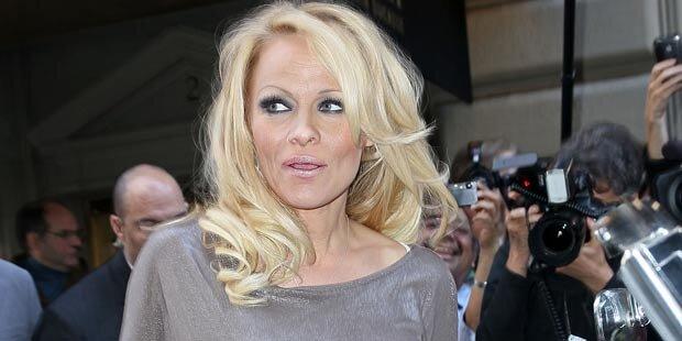 Pamela Anderson: Auszeit von den Männern