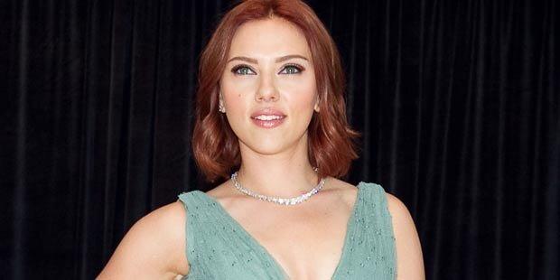 Scarlett Johansson: Bald Baby von Penn?