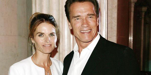 Schwarzenegger-Scheidung: Einigung erreicht