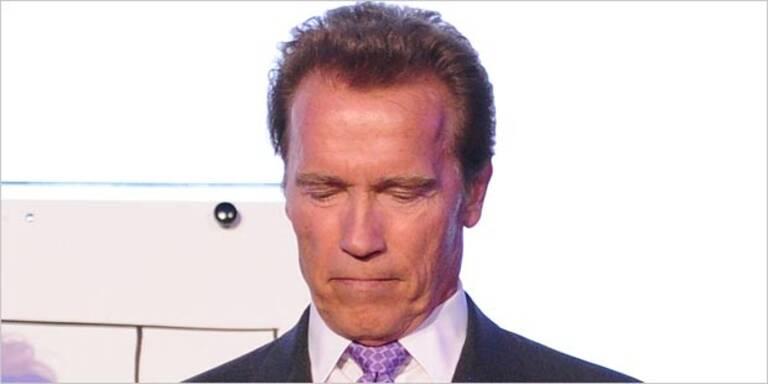 Arnie: Sein letzter Sohn wendet sich ab