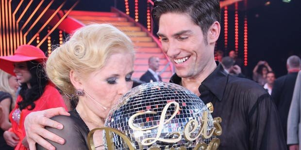 Let's Dance: Maite Kelly hat's geschafft!