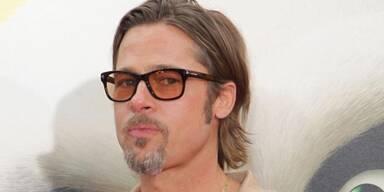 """Brad Pitt: """"Habe als Vater Fehler gemacht"""""""