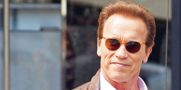 Schwarzenegger: Kino-Comeback in Tirol