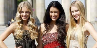 Germany's Next Topmodel: Die drei Finalistinnen