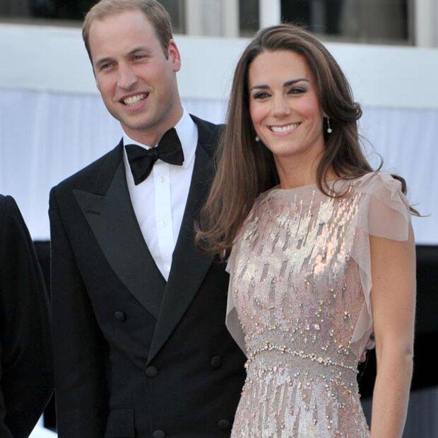 Prinzessin Kate verzaubert in Swarovski-Kleid auf ARK Gala in London ...