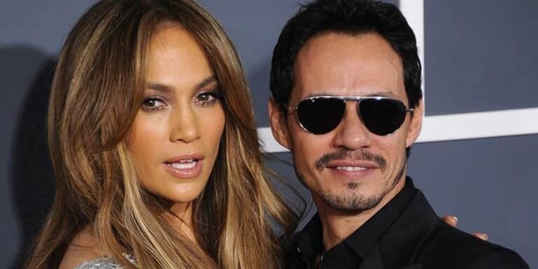 Jennifer Lopez: Scheidung auf Eis?