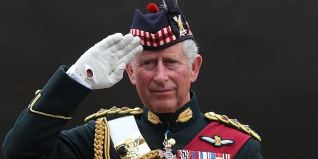 Prinz Charles schraubte Ausgaben in die Höhe