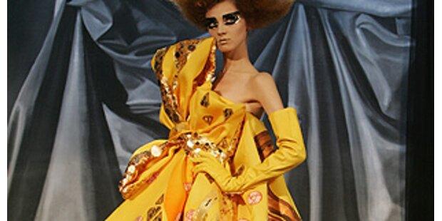 Haute Couture: Mode für Millionärinnen