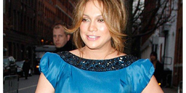 Ist Jennifer Lopez schon 11 Monate schwanger?