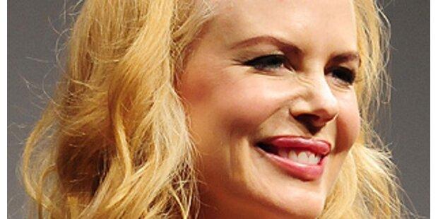 Was hat Nicole Kidman mit ihrem Gesicht noch vor?