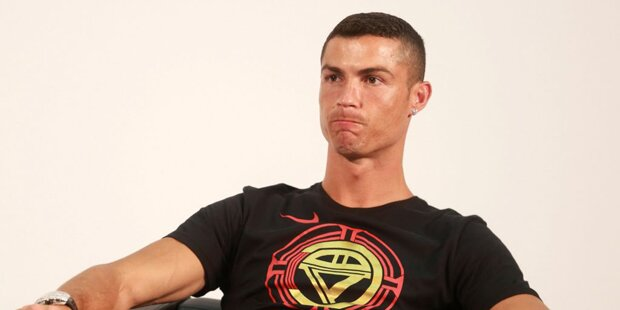 Ronaldo lenkt ein und akzeptiert Bewährungsstrafe