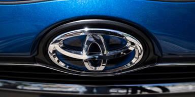 Kurzschluss-Risiko: Toyota ruft mehr als eine Million Autos zurück