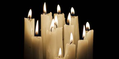 Kerzen Gedenken Trauer
