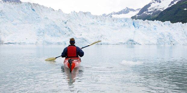 Österreicher starb in Alaska in Gletschersee