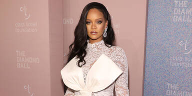 Rihanna Frisur
