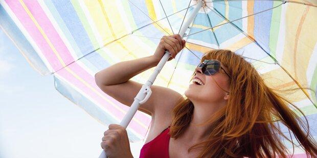12 Tipps gegen die Hitze