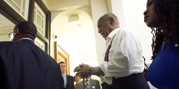 Cosbys neues Leben in Haft