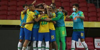 Neymar & Co. siegen über Equador in WM-Quali