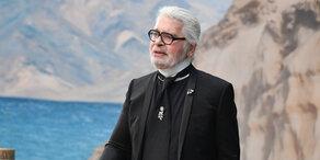 Mode-Legende Karl Lagerfeld ist tot