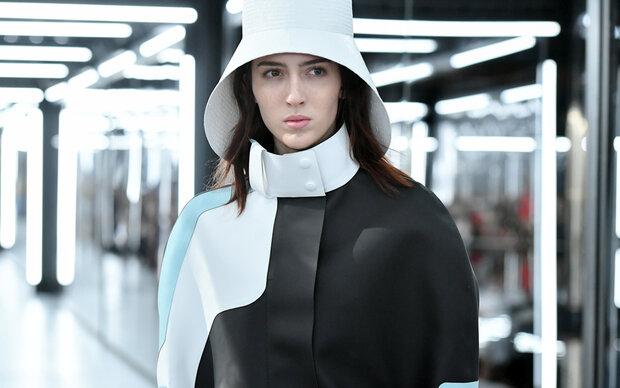 Sci-Fi-Mode zum Abschluss der Fashion Week