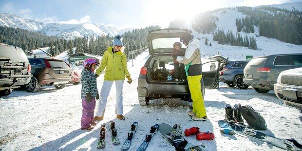 Ski & Co. jetzt so billig wie nie
