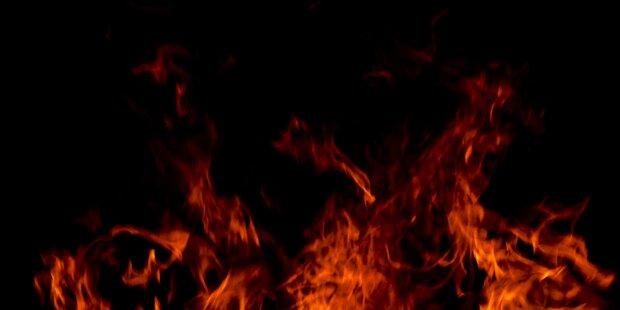 Achtjähriger setzt Bett in Brand