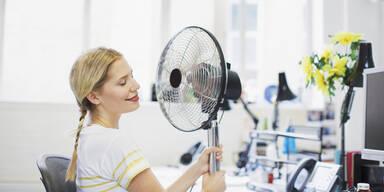 Büro Hitze