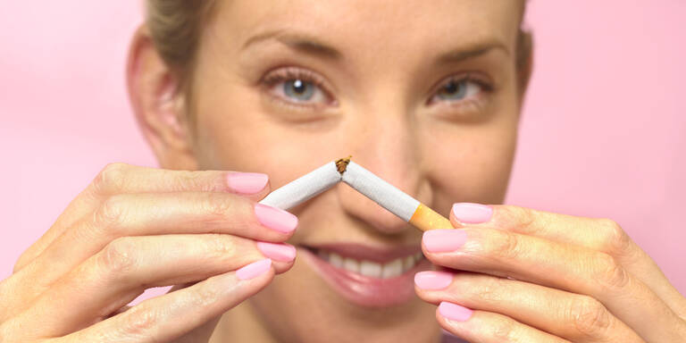So schaffen Sie den Zigarettenentzug
