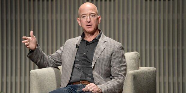 Amazon-Chef verschickte Nacktfoto an verheiratete Moderatorin
