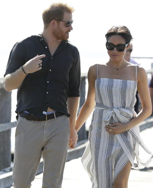 Prince Harry und Meghan