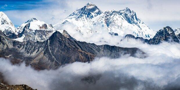 Steirer starb beim Abstieg vom Mount Everest