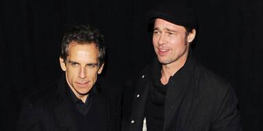 Ben Stiller plant Komödie mit Brad Pitt