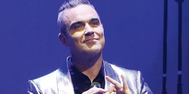 Glock-Jubiläum: Robbie rockt heute in Österreich