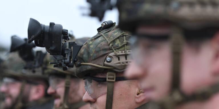 Berlin kündigte Entschädigung von Homosexuellen in Bundeswehr an