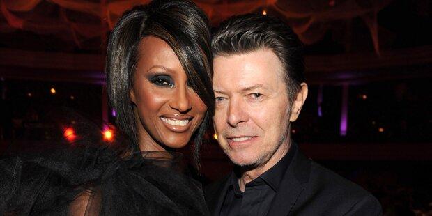 Bowie: So trauert seine große Liebe