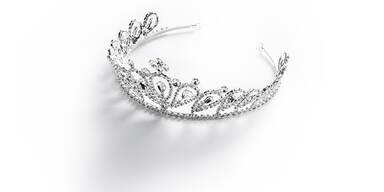 Krone Diadem Schönheitskönigin