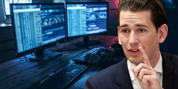 ÖVP-Hacker: Spur führt in Politik-Szene