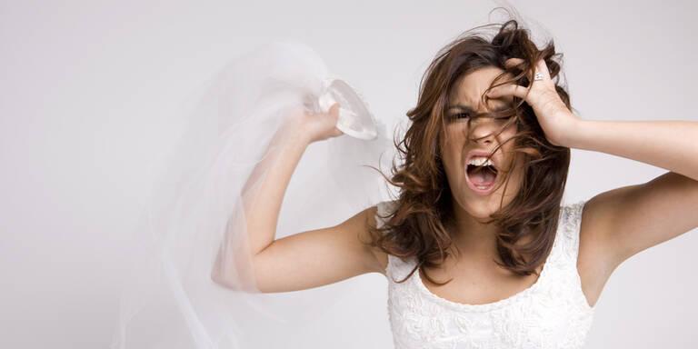 Die nervigsten Braut-Probleme