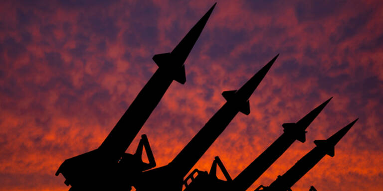 Rakete nahe Basis mit US-Truppen im Irak eingeschlagen