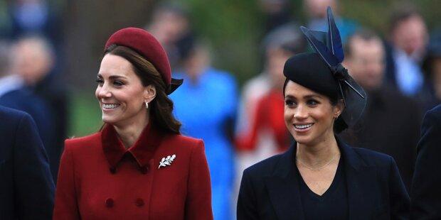 Meghan und Kate wollen gemeinsam Wimbledon-Finale anschauen