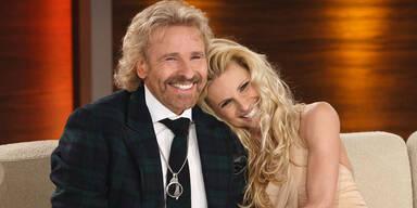 Thomas Gottschalk & Michelle Hunziker