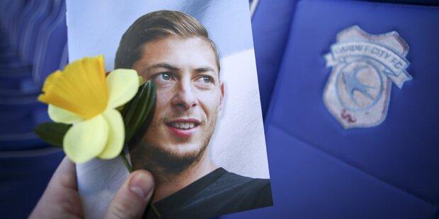 Tod von Fußball-Star Sala: Verdächtiger festgenommen