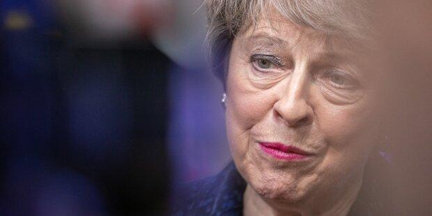 Briten betteln um Brexit-Verschiebung