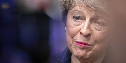 Briten stimmten für Brexit-Verschiebung