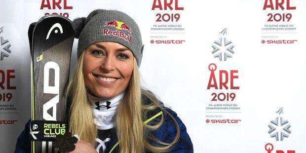Nach Ski-Abschied: Ein Baby für Lindsey