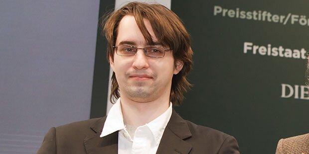 Clemens J. Setz holt Auszeichnung
