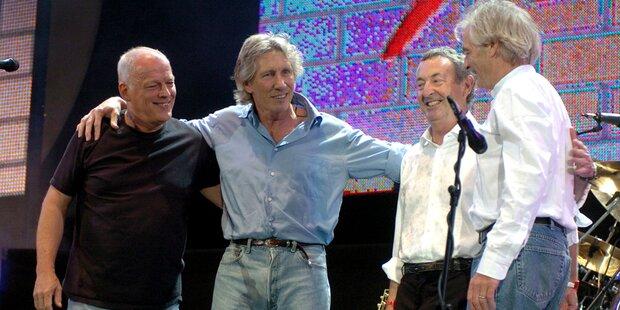 Pink Floyd bringen ihre