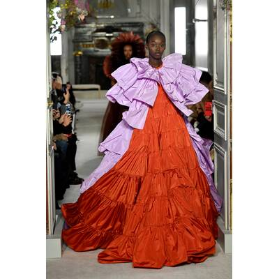 Valentino - Paris Fashion Week - Haute Couture
