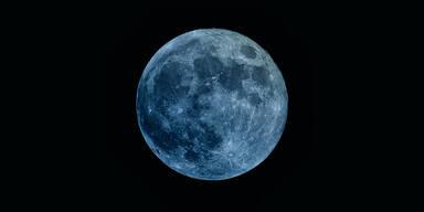 Das bedeutet der Blue Moon zu Halloween