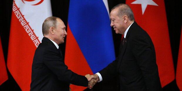 Russen liefern Raketenabwehr für Türkei